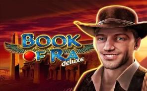 Вулкан казино - Book of Ra